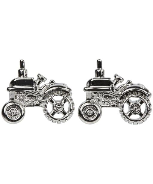 Soprano Silver Tractor Cufflinks - Silver