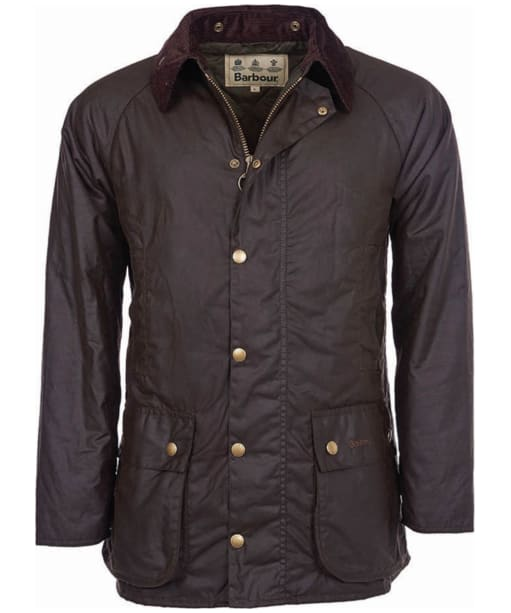Barbour New Gamefair Wax Jacket - Olive