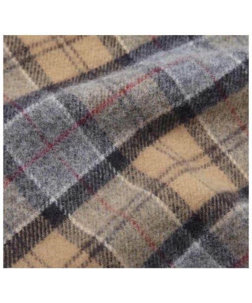 Barbour Tartan Lambswool Scarf - Dress Tartan