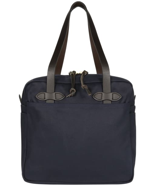Filson Zipped Tote Bag - Navy