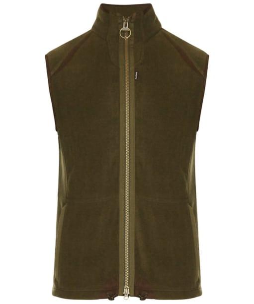 Barbour Langdale Fleece Gilet - Olive