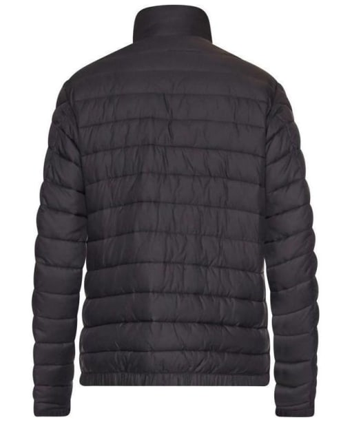 Barbour International Chain Baffle Quilted Jacket - Black