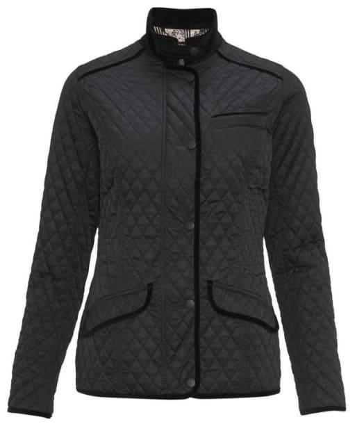 Barbour Passade Quilted Jacket - Black