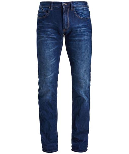 Barbour International Comet Regular Vintage Jeans - Vintage Wash