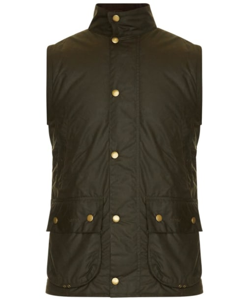 Barbour New Westmoorland Waistcoat - Olive