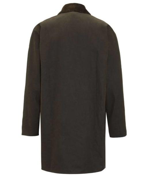 Barbour Classic Northumbria Jacket- Olive | Classic Tartan