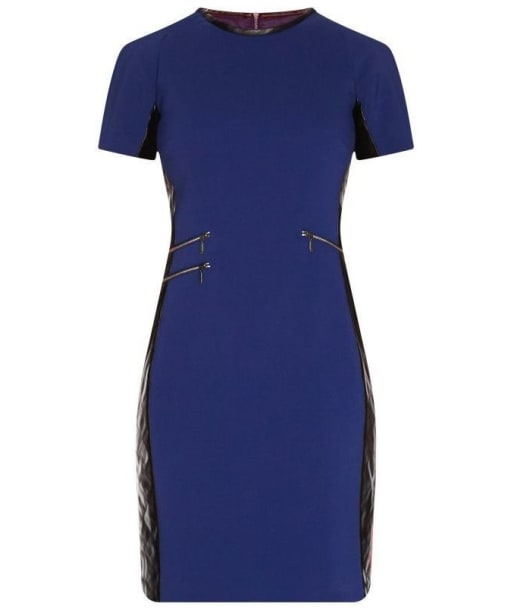 Barbour International April Dress - Klein Blue