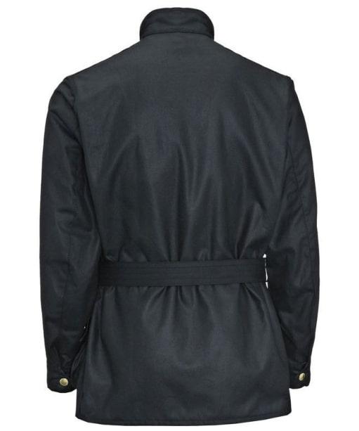 Barbour International Original Wax Jacket -  Black