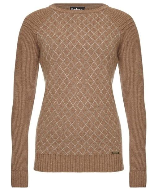Barbour International Juno Sweater - Mocha