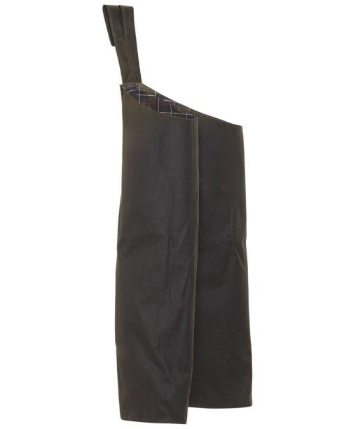 Men's Barbour Classic Sylkoil Stud-On Leggings - Long - Olive