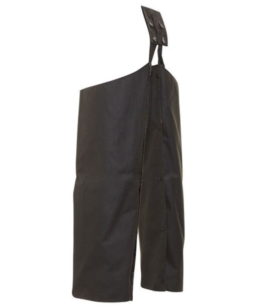 Barbour Classic Sylkoil Stud-On Leggings - Long- Olive