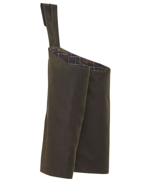 Barbour Classic Sylkoil Stud-On Leggings - Short- Olive