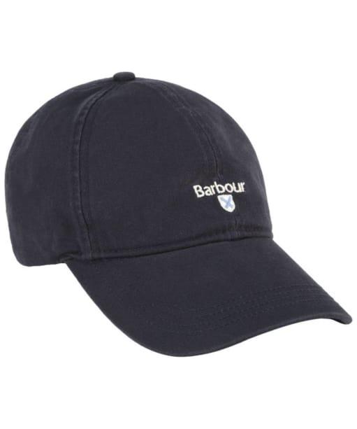 Men's Barbour Cascade Sports Cap - Navy