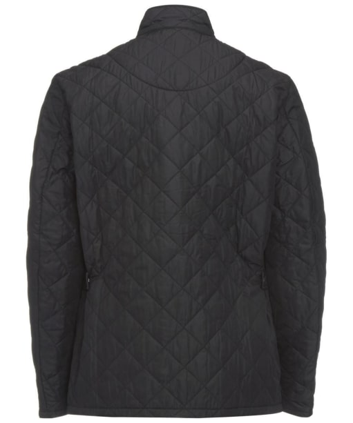 Men's Barbour Chelsea Sportsquilt Jacket - Black