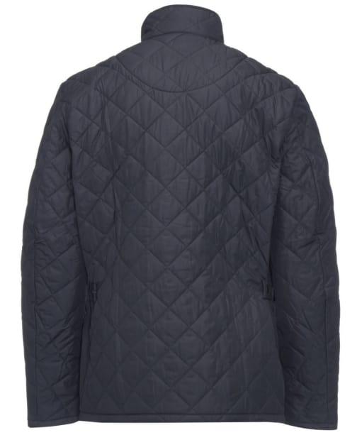 Men's Barbour Chelsea Sportsquilt Jacket - Navy