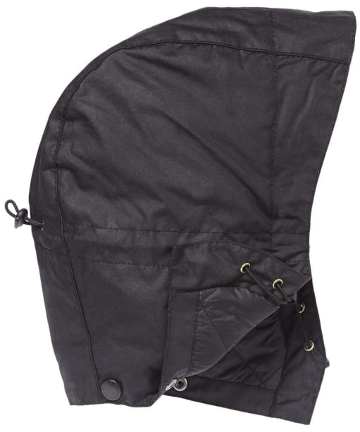 Barbour Storm Waxed Hood - Black