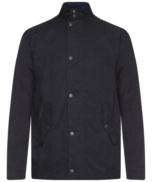Men's Barbour Barrington Casual Jacket - Navy