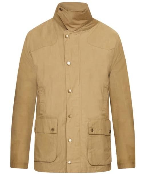 Men's Barbour Gamefair Casual Jacket - Dark Stone