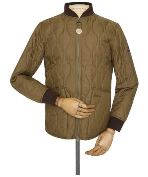 Barbour Lark Quilted Jacket - Olive