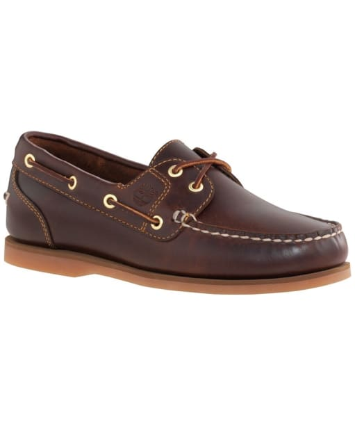 Timberland Earthkeepers® Classic Amherst 2-Eye Boat - Brown