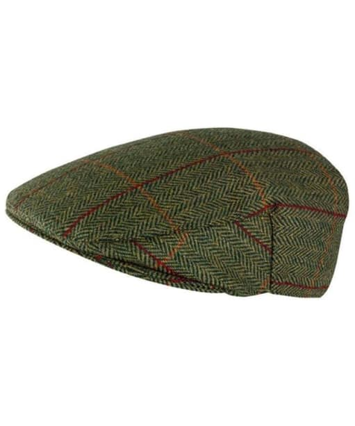 Jack Murphy Super Tweed Peak Cap - Assorted Tweeds (Tweeds may vary to product shown)