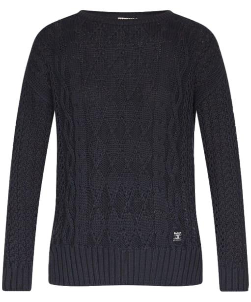 Barbour Braye Sweater - Navy