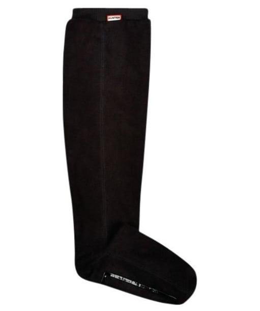 Hunter Original Tall Fitted Boot Socks - Black