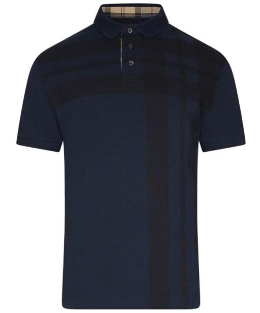 Men's Barbour Howard Polo Shirt - Navy