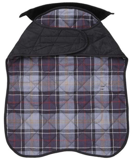 Barbour Quilted Dog Coat - Black
