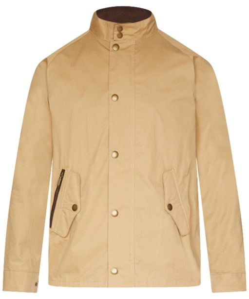 Men's Barbour Barrington Casual Jacket - Trench Stone