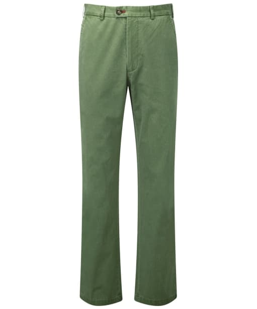 Men's Alan Paine Keswick Trousers - Medium Green