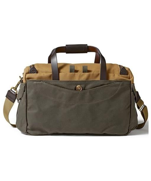 Men's Filson Heritage Sportsman Bag - Tan | Otter Green