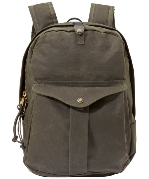 Men's Filson Journeyman Backpack - Otter Green