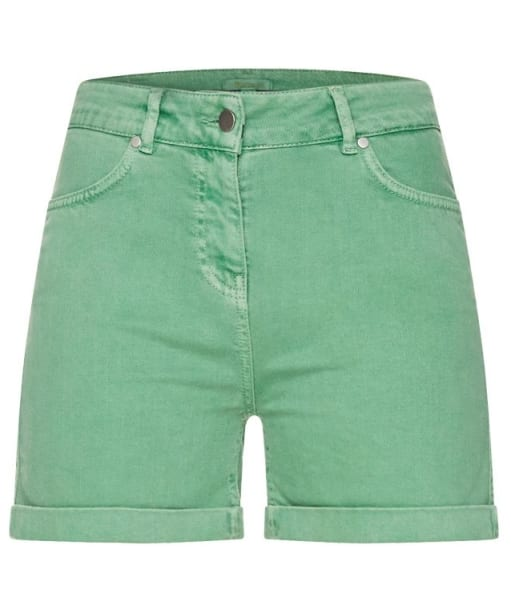 Women's Barbour Sherperdine Shorts - Linden Green