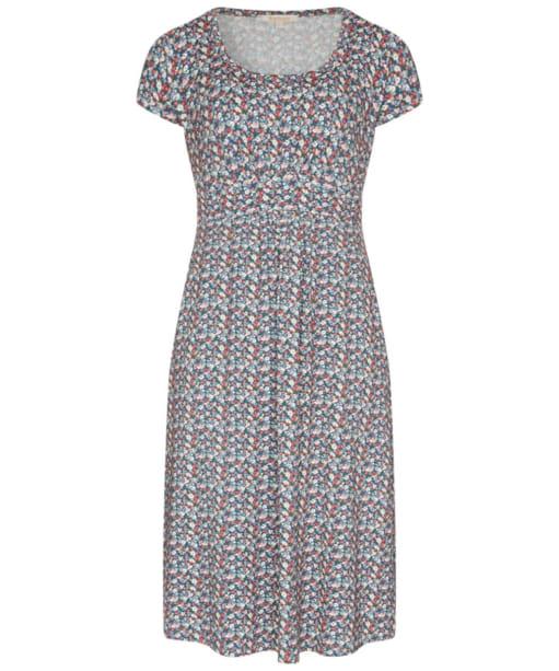 Catrina Dress - Garter Blue