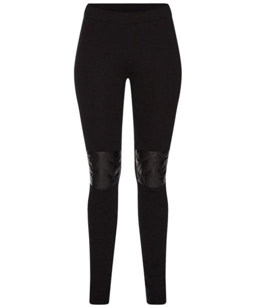 Women's Barbour International Folco Leggings - Black