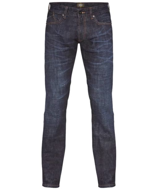Men's Barbour International Lightening Slim Tapered Vintage Jeans - Vintage