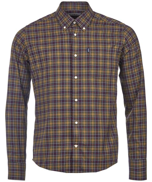 Men's Barbour Malcolm Tailored Shirt - Classic Tartan