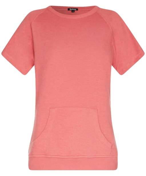 Women's Barbour Ribble Tee - Heritage Pink