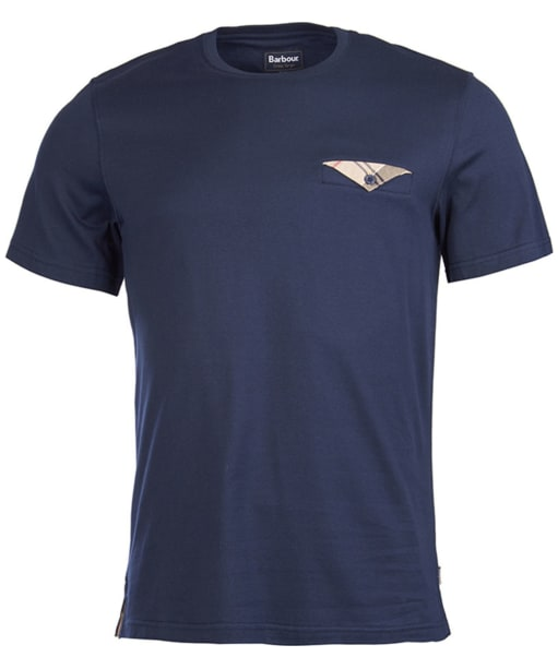 Men's Barbour Walshaw T-Shirt - Navy