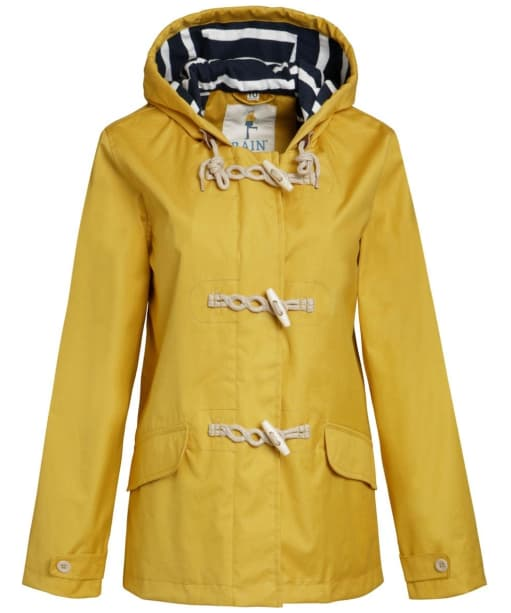 Women's Seasalt Seafolly Jacket - Mustard