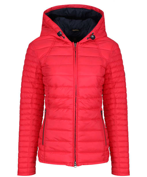 Women's Barbour Landry Baffle Quilted Jacket - Flare