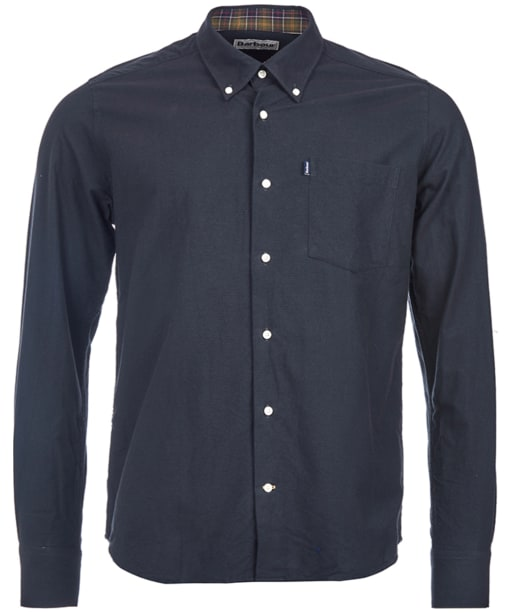 Men's Barbour The Oxford Shirt - Forest