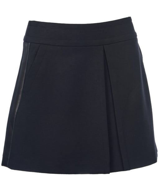 Women's Barbour International Valve Skirt - Black