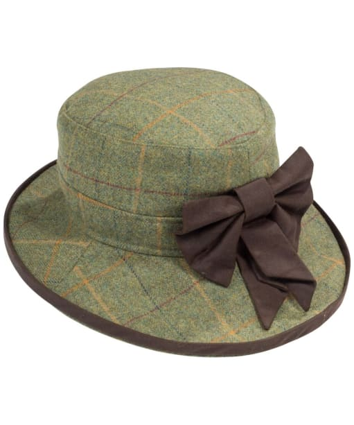 Women's Alan Paine Combrook Tweed Hat - Landscape