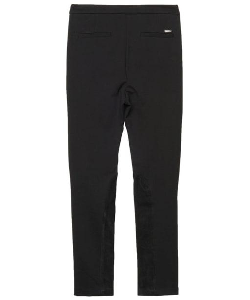 Women's GANT Jersey Jodphur Trousers - Black