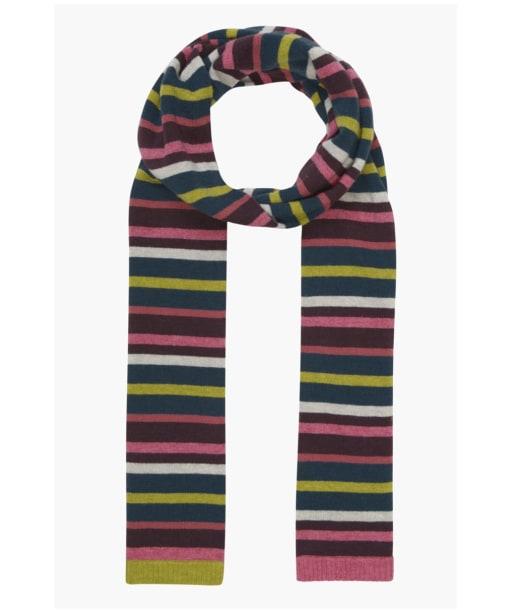 Women's Seasalt Canaglaze Scarf - Juicy Stripe