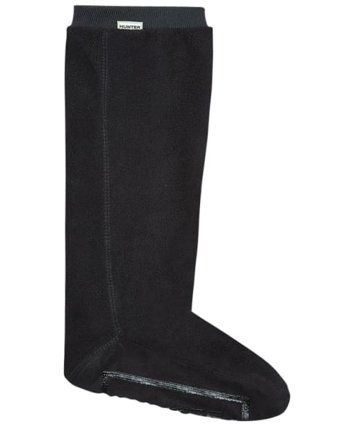 Hunter Fitted Tall Boot Socks - Black
