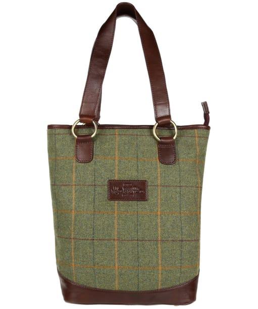 Women's Alan Paine Tote Tweed Bag - Landscape