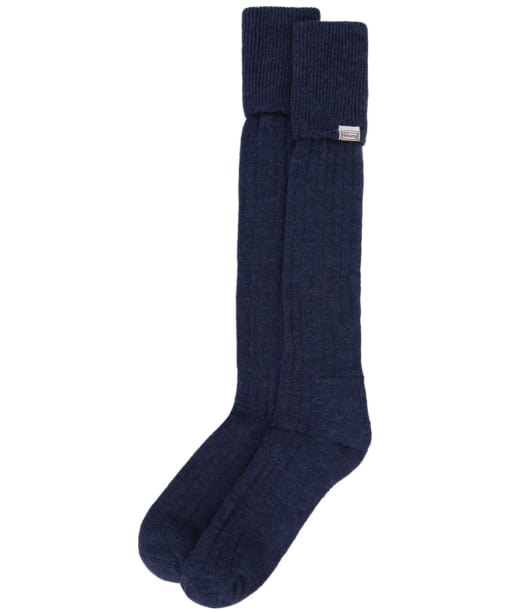 Dubarry Alpaca Socks - Navy